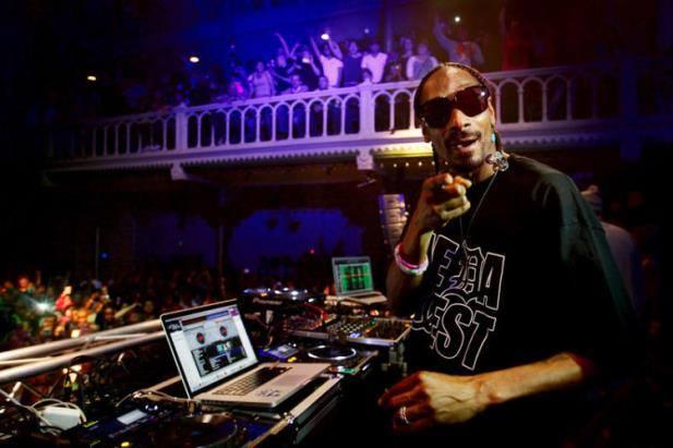 Snoop Dog em Porto Alegre.