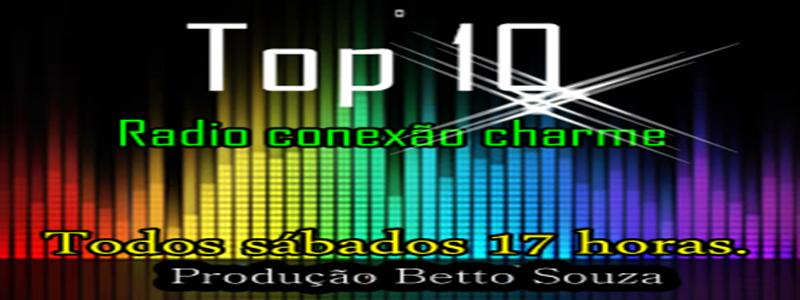 Top 10 todos sábado 17 horas. Produção Betto Souza.