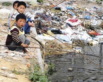 China insustentável