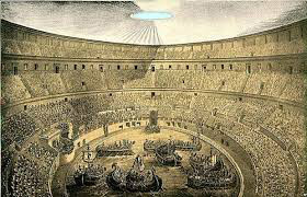 Batalha naval no circo de Roma