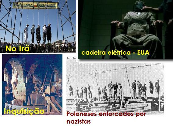 Execuções ao longo da história