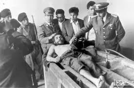 Che Guevara encerra sua vida de crimes na Bolívia. Participação cubana