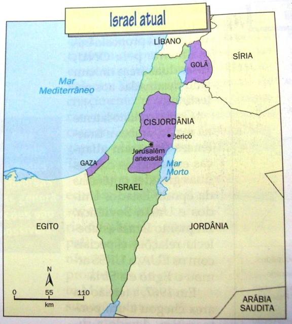 mapa atual