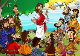 Jesus e os doze que eram 13 (Maria Madalena)