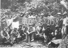Guerrilha em Sierra Maestra - Cuba