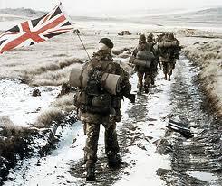 O Reino Unido reconquista as Falckland