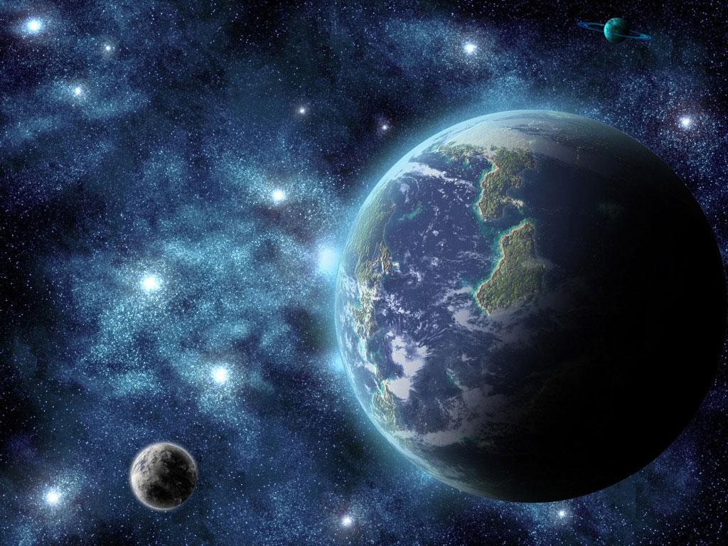 O nosso planeta que é de todos