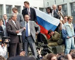 Nova revolução russa para acabar com o comunismo. Sem tiros