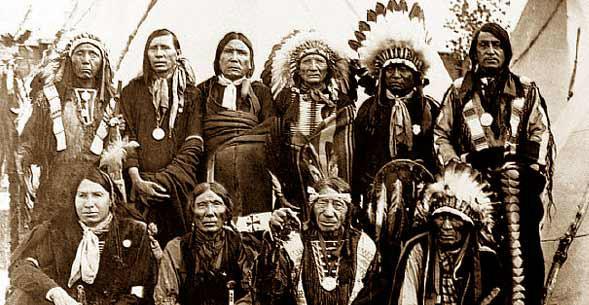 Índios Sioux