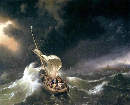Quanto maior a nau, maior a tormenta