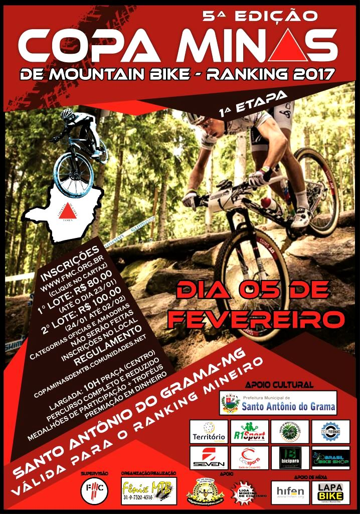 COPA MINAS DE MOUNTAIN BIKE