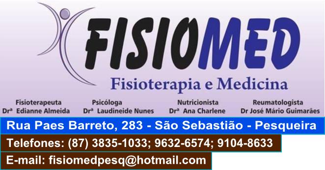 FisioMed - Pesqueira-PE
