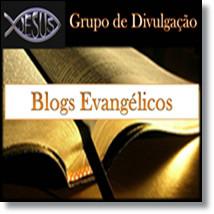 BANNER DO GRUPO DE DIVULGAÇÃO DE BLOGS EVANGÉLICOS