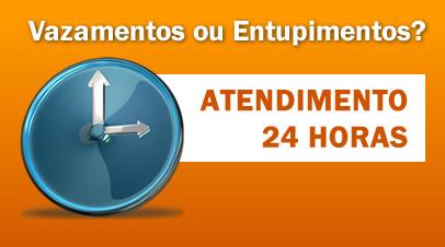 Deseentupidora Zona Sul 24 horas em SP