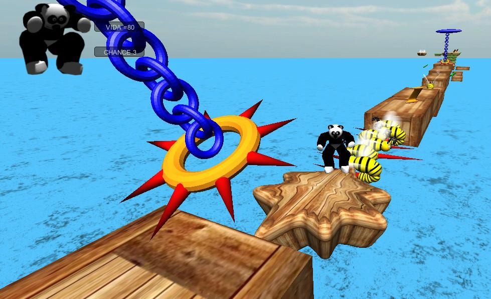 Game Obstáculos