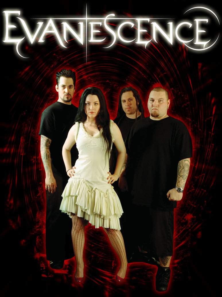 Evanescence Banda Wallpaper Www.evanescence.com