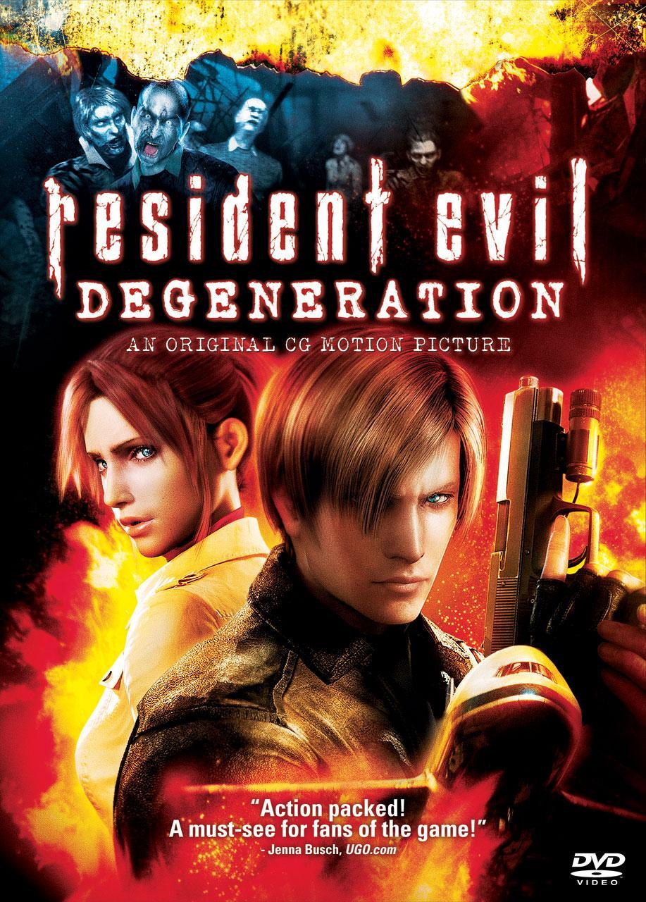 Resident Evil – Degeneração Dublado