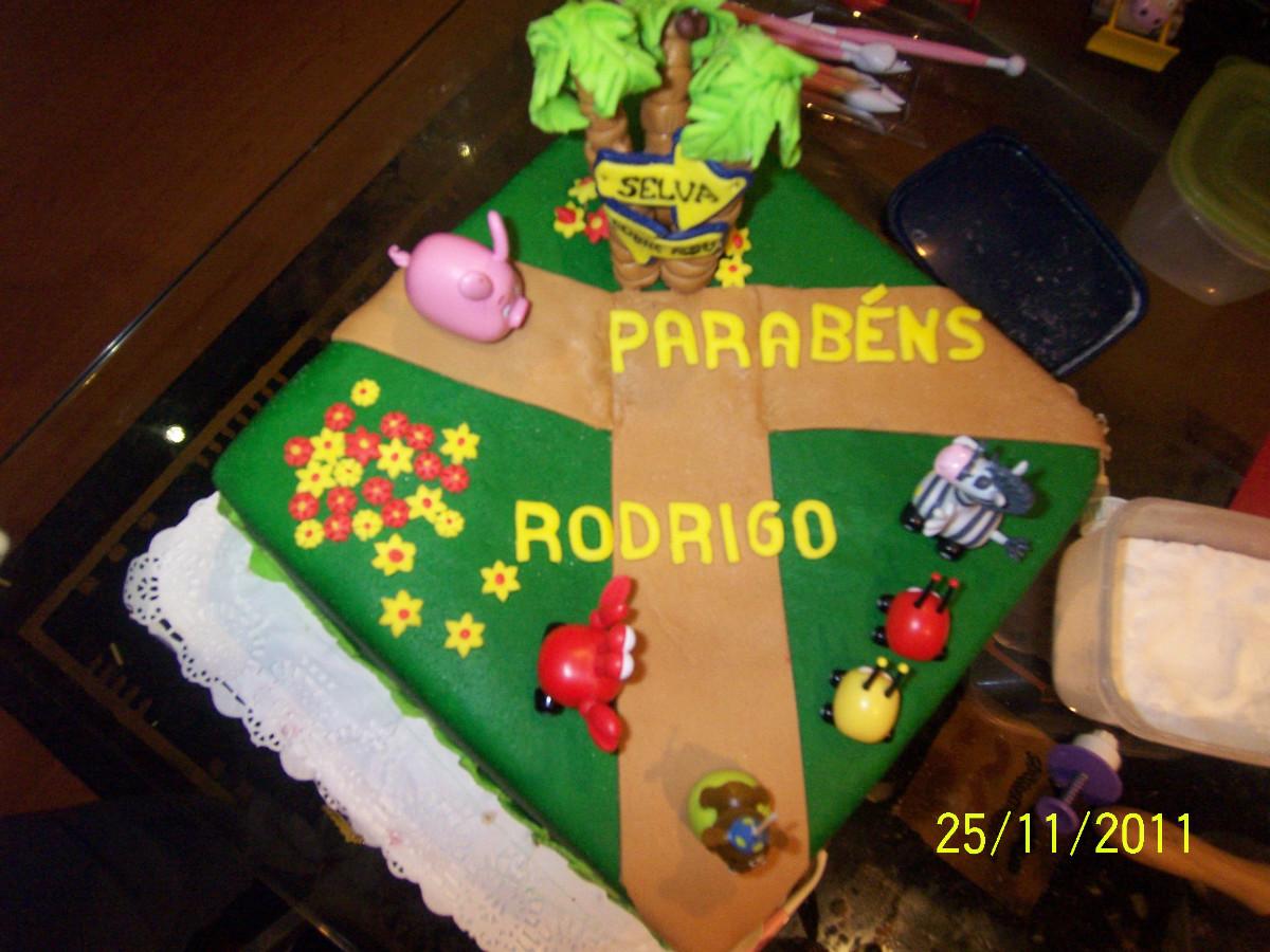 bolos do Rodrigo