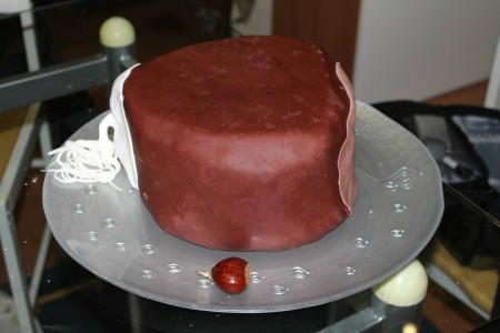 bolo castanha