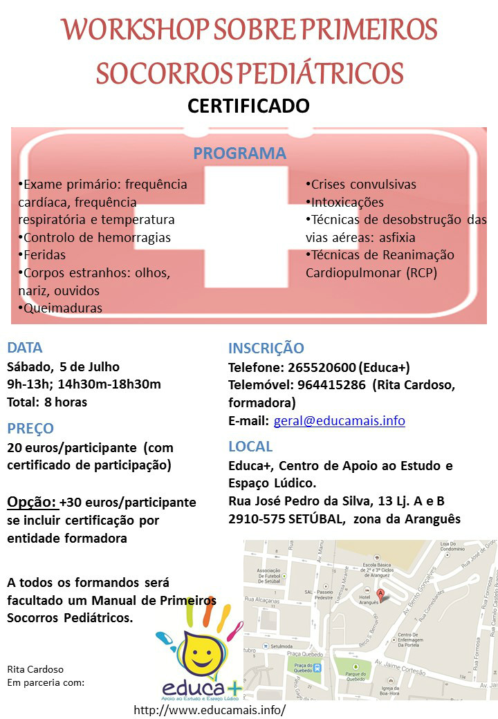 workshop p.socorros pediatricos