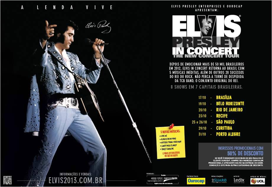 Eventos Sobre Elvis Presley 2013