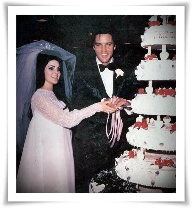 Elvis Priscilla Casamento