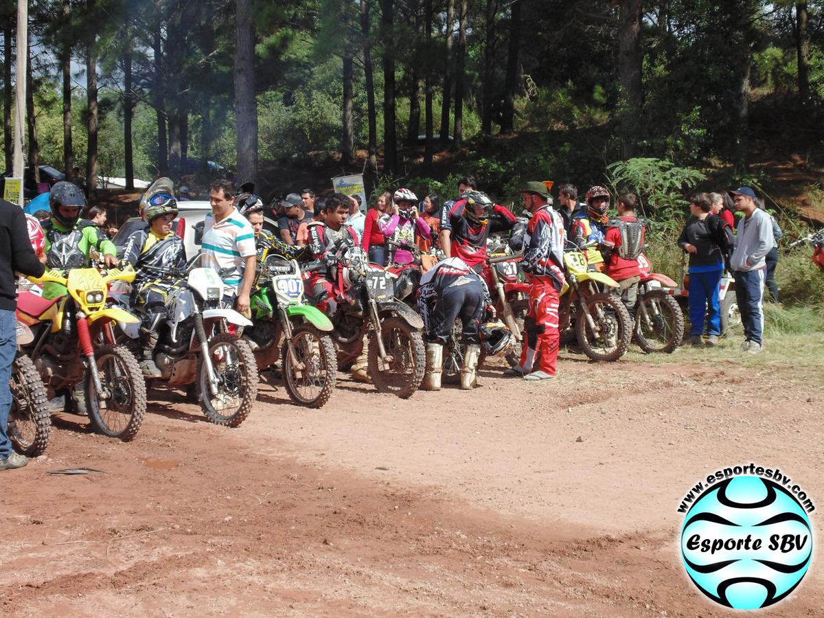 3ª etapa de cross country