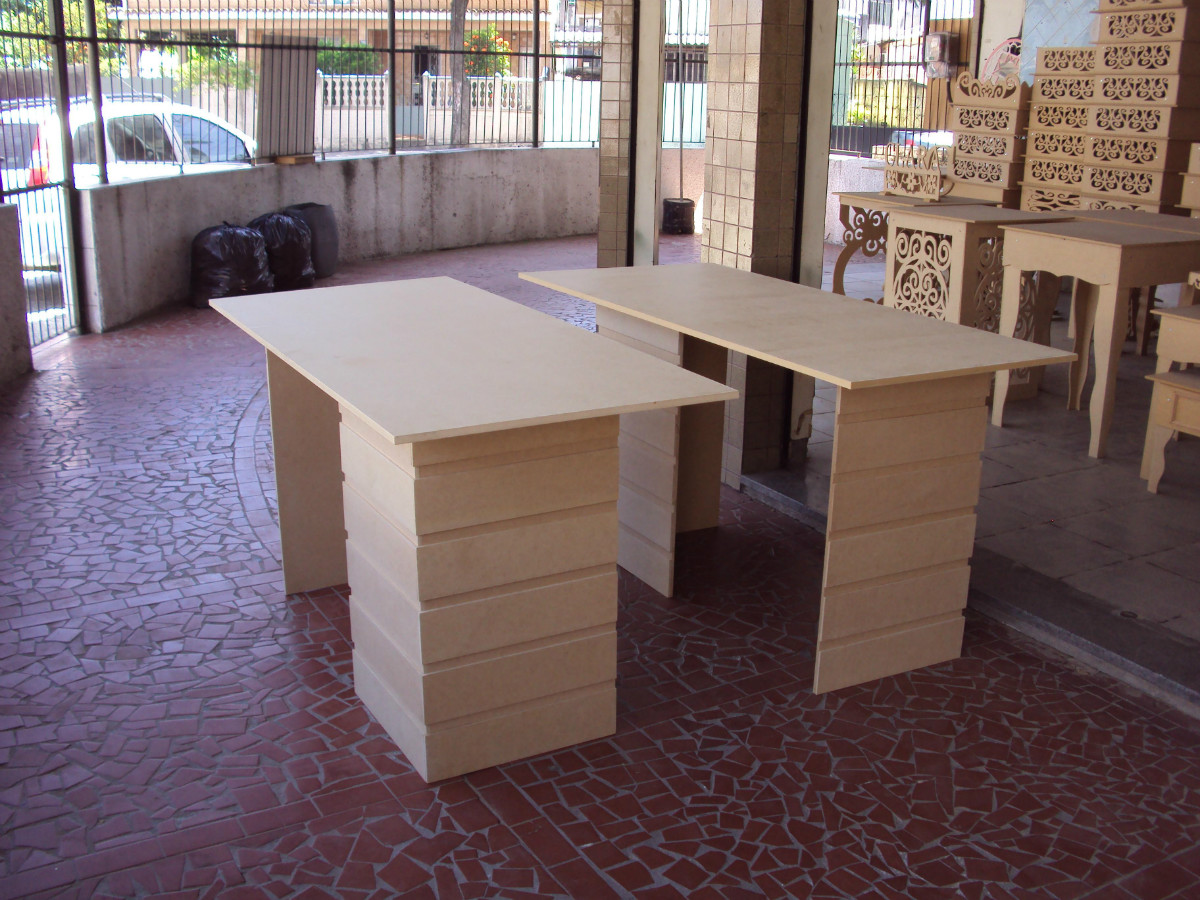 mesa V ou L