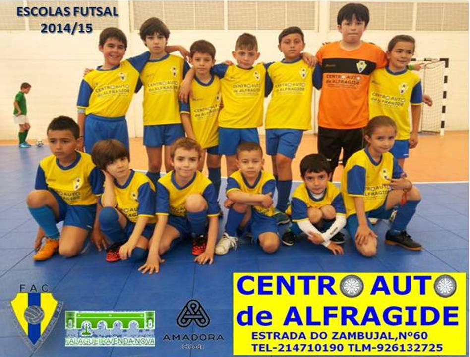 Futsal/escolas 2014/15