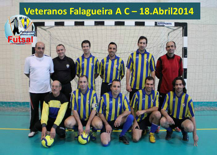 Veteranos – Falagueira A C 2 # UP Venda Nova 3.