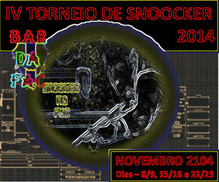 Torneio Snoocker 2014