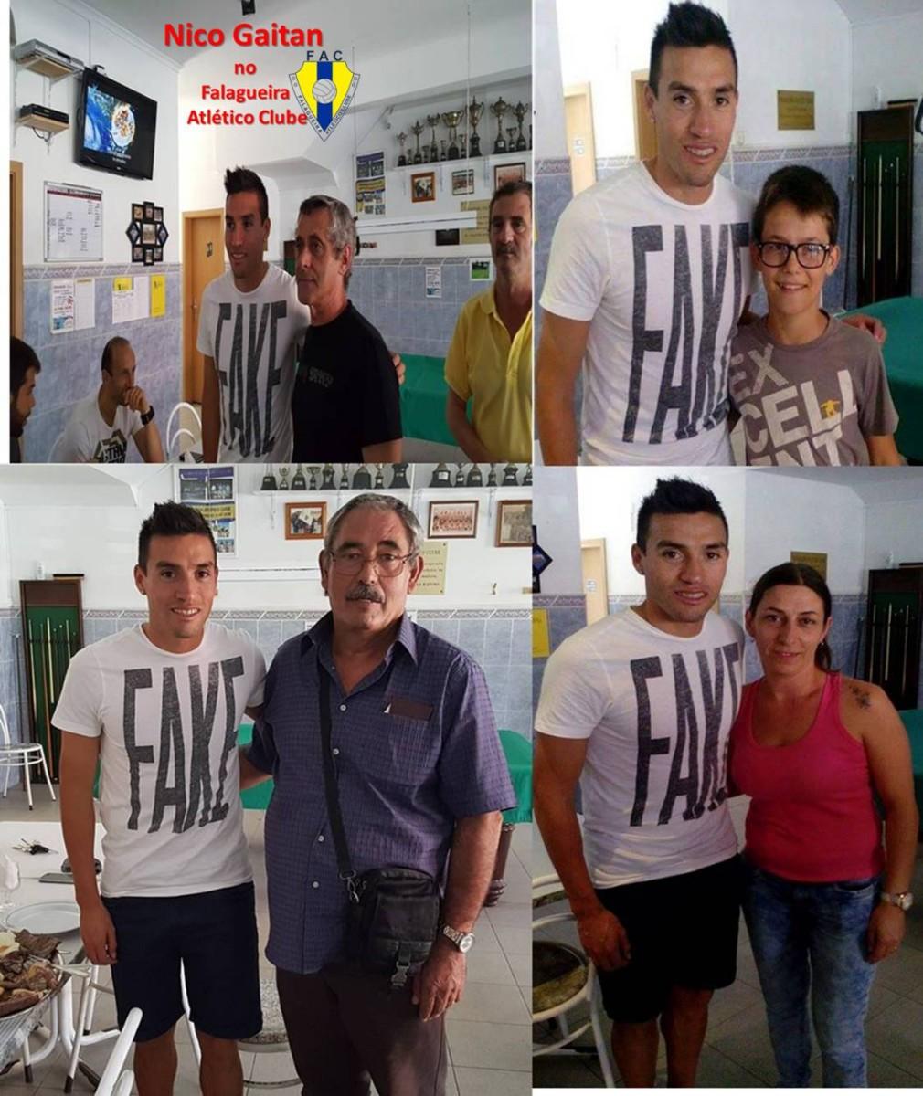 Nico Gaitan na FAC Set/2015