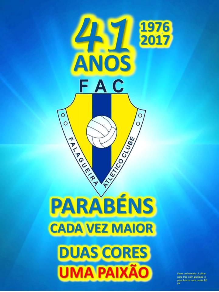 41º Aniversario do Falagueira Atlético Clube