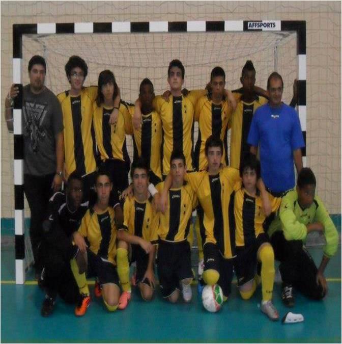 Falagueira A C JUvenis.2012/2013
