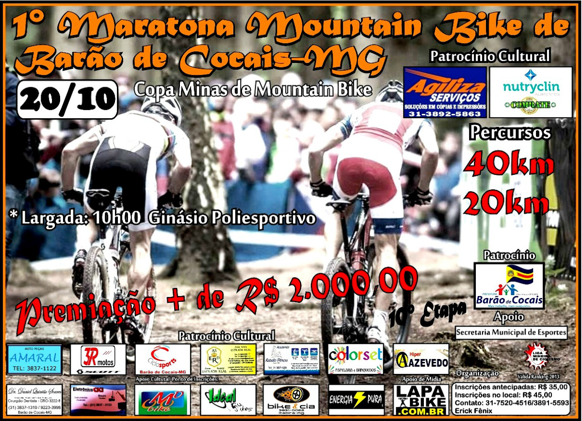 Maratona mountain bike