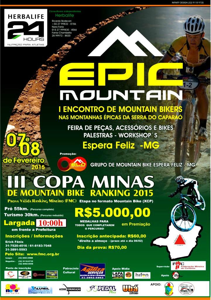 III Copa Minas de MTB 2015