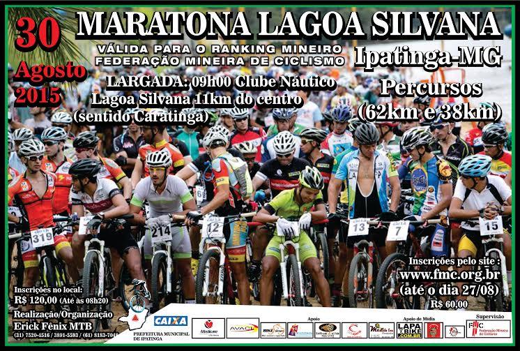 Maratona Lagoa Silvana 2015