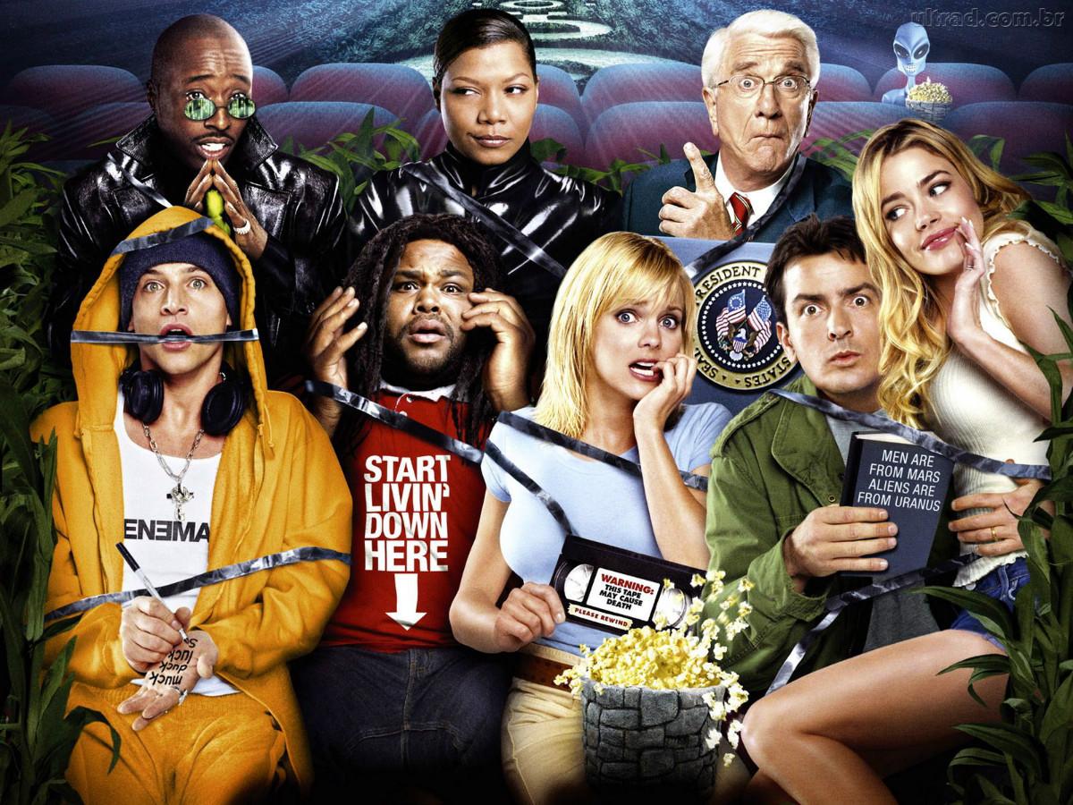 Sessão Especial 15/01/2014 – Veja o filme Todo Mundo em Pânico 3
