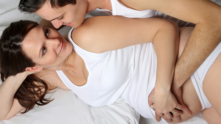 Massagem Especial Futuros Pais