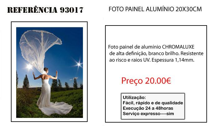 Aluminio 20x30