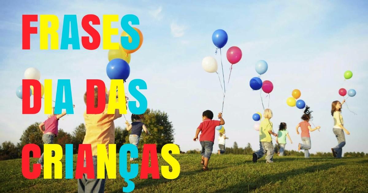 Frases Dia das Crianças 2017