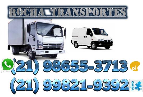 Fretes e mudanças, caminhão, kombi, pick up