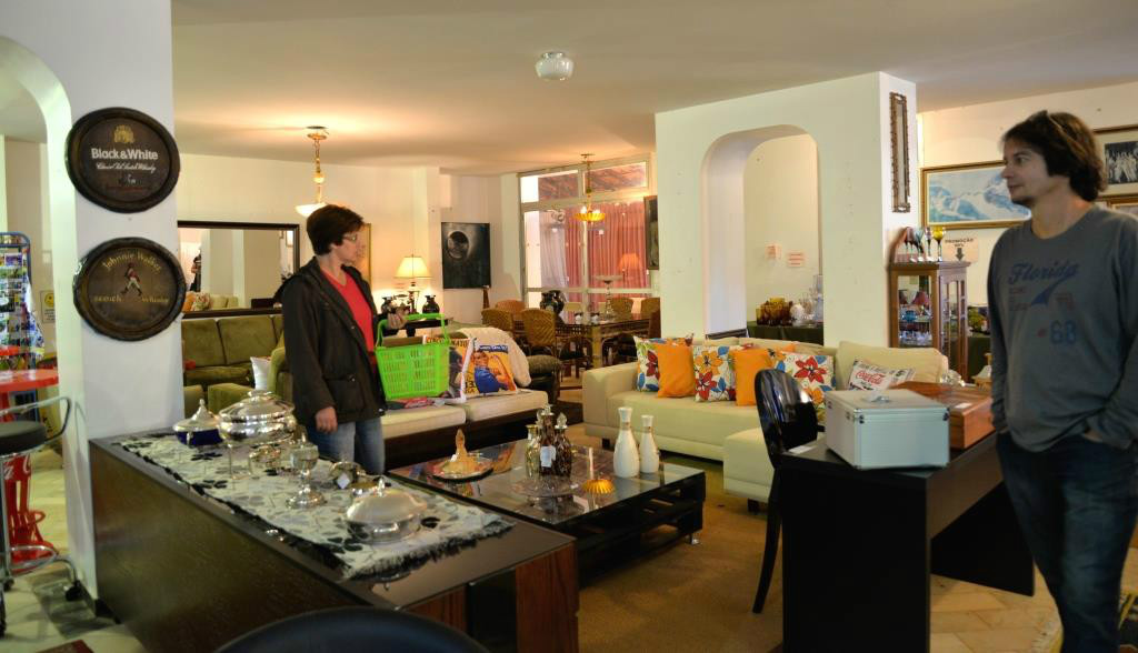 Ambiente Garage Sale Open House