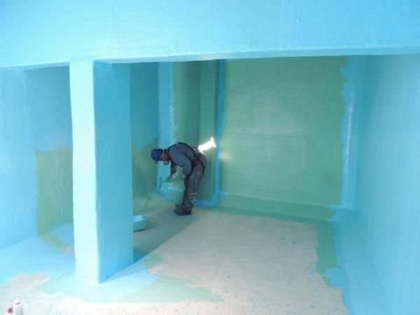 Caixas com vazamento-conserto de caixas de fibra e concreto-em-são-paulo