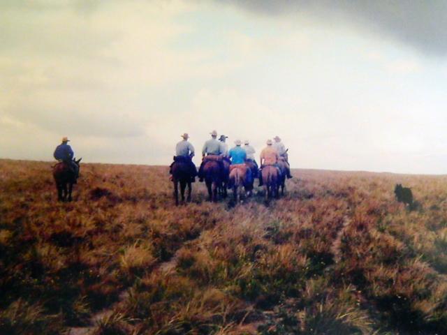 Cavalgadas no Haras Maçaim