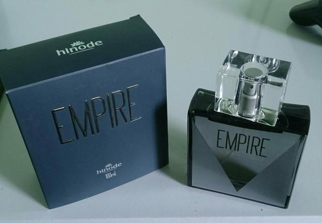 Compre o Perfume Empire Hinode por 130 melhor perfume de 2015