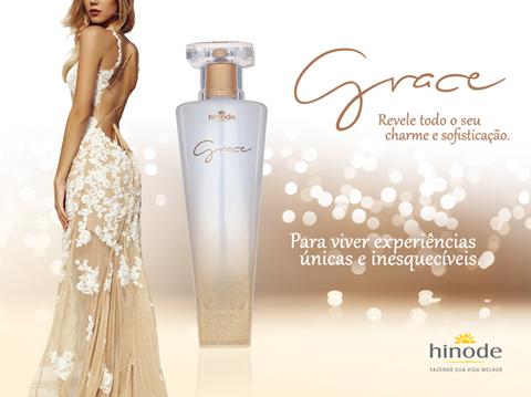 Grace Perfume Feminino Hinode 130,00