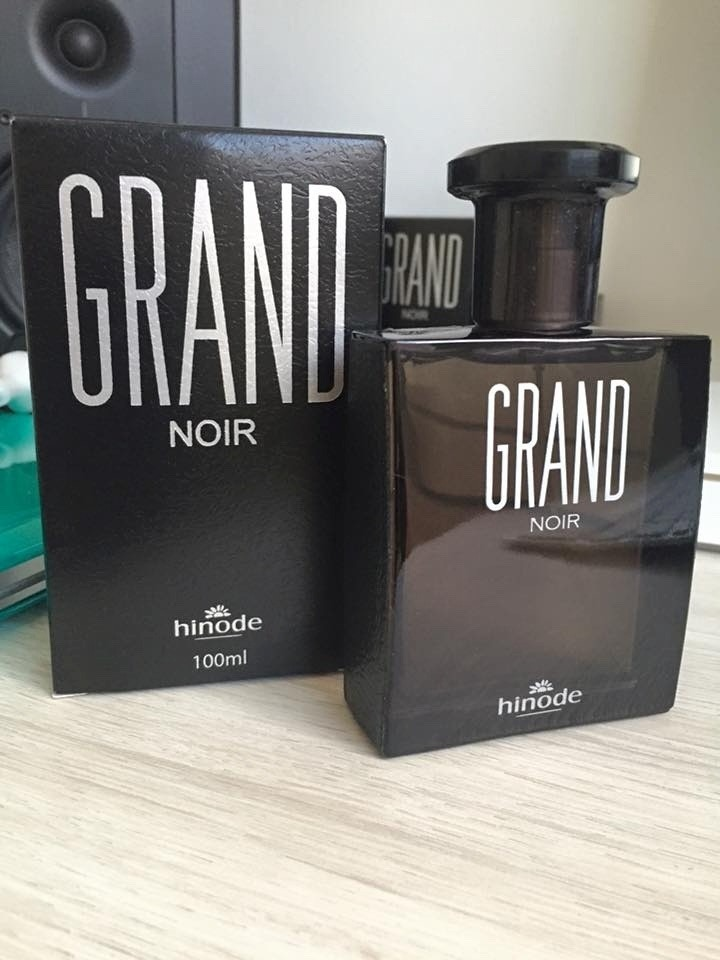 Grand Noir Hinode Fragrância Masculina valor 130,00