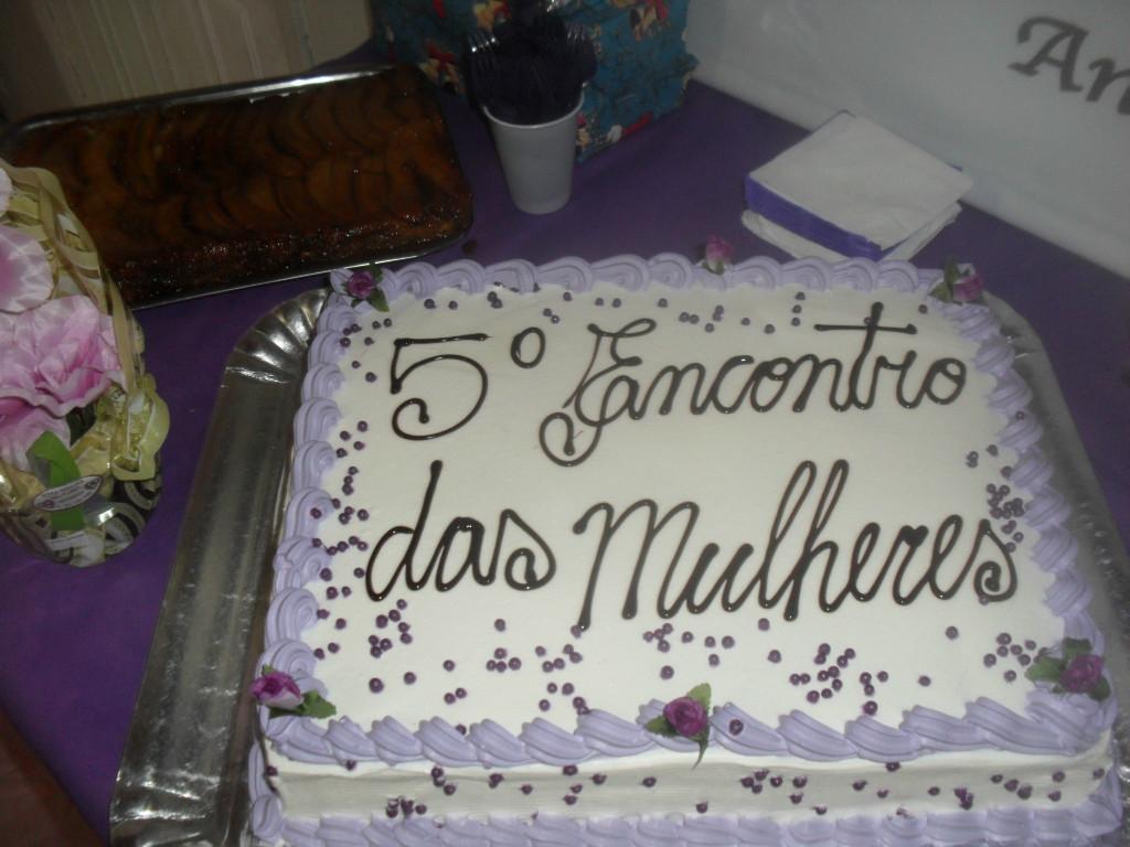 5º ENCONTRO DE MULHERES