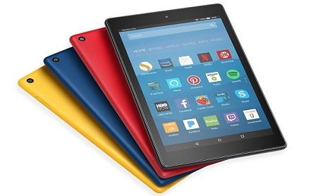 "Tecnologia: Amazon anunciou novo ""tablet Fire HD 10"" com Alexa por US$ 150"